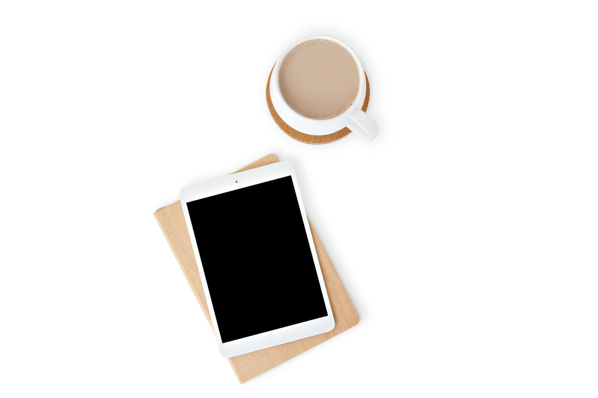 iPad and Coffee | Dentalzentrum Lörrach